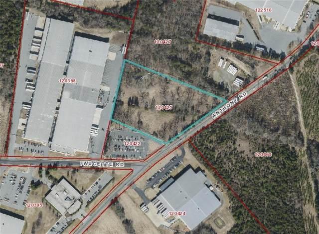 1429 Anthony Road, Burlington, NC 27215 (#113696) :: The Jim Allen Group