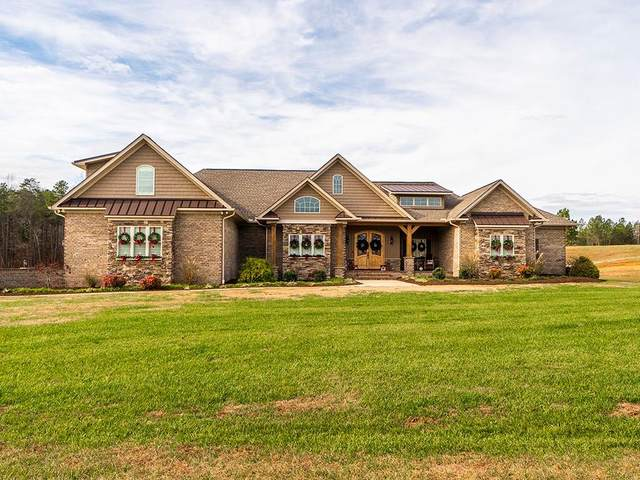 1946 Brucewood Road, Haw River, NC 27258 (MLS #113698) :: Nanette & Co.