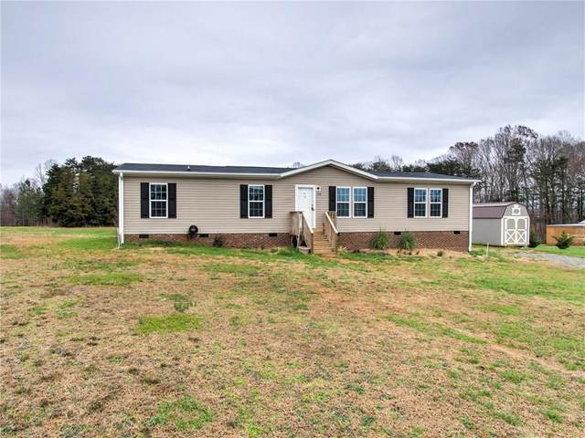 149 Pond View Drive, Ruffin, NC 27326 (#113874) :: The Jim Allen Group