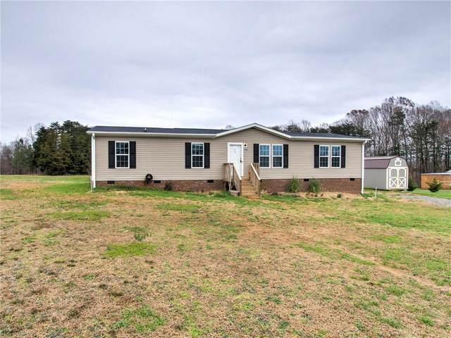 149 Pond View Drive, Ruffin, NC 27326 (MLS #113874) :: Nanette & Co.
