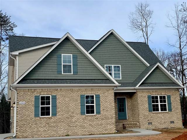 6909 Claren Oaks Court, Gibsonville, NC 27249 (#113972) :: The Jim Allen Group