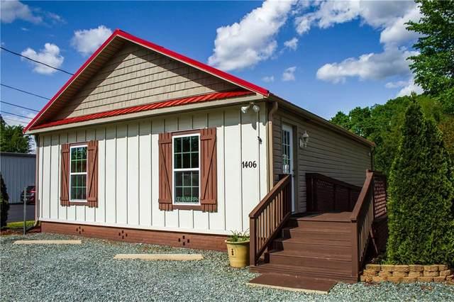 1406 S Main Street, Graham, NC 27253 (MLS #114105) :: Nanette & Co.