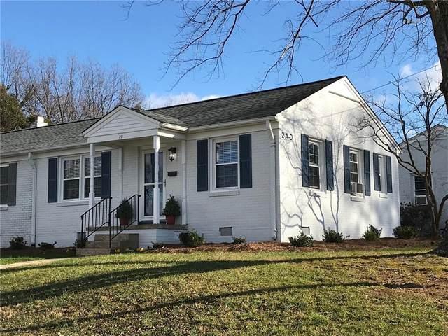 1300 Warwick Drive 2D, Burlington, NC 27215 (MLS #114141) :: Nanette & Co.