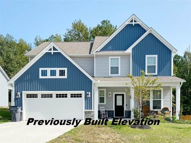 4369 Salem Church Road Lot # 7 N, Haw River, NC 27258 (MLS #114223) :: Nanette & Co.