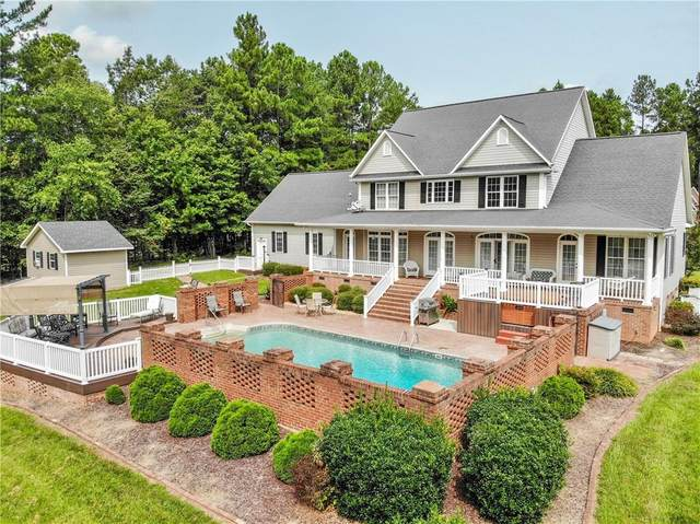 746 Caswell Pines Clubhouse Drive, Blanch, NC 27212 (MLS #114225) :: Nanette & Co.