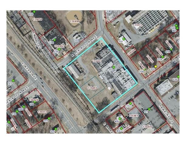 110 N Broad Street, Burlington, NC 27217 (MLS #114267) :: Witherspoon Realty