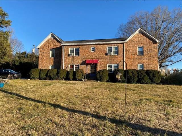 811 Springwood Avenue, Gibsonville, NC 27249 (MLS #114283) :: Nanette & Co.