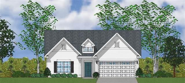 266 Obsidium Court, Gibsonville, NC 27249 (MLS #115327) :: Nanette & Co.