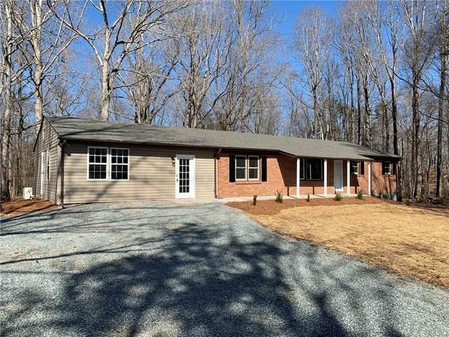 1047 Yarboroughs Mill Road, Milton, NC 27305 (MLS #116585) :: Nanette & Co.