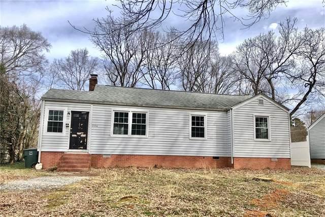 2334 W Cornwallis Drive, Greensboro, NC 27408 (MLS #116602) :: Nanette & Co.