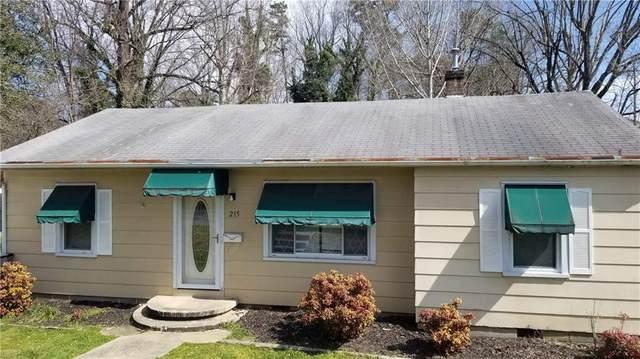 215 N Cobb Avenue, Burlington, NC 27217 (#116648) :: The Jim Allen Group