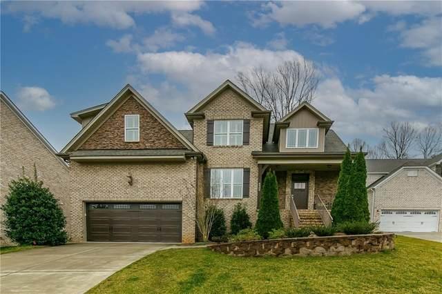5908 Bedstone Drive, Greensboro, NC 27455 (MLS #116688) :: Nanette & Co.