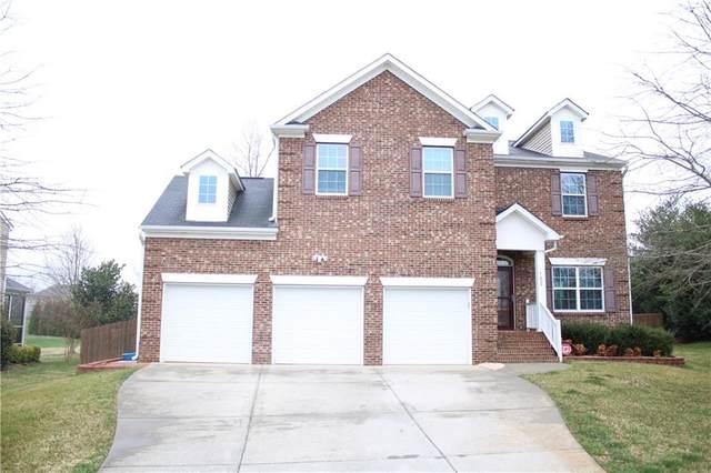 7600 Stoneykirk Drive, Greensboro, NC 27409 (MLS #116786) :: Nanette & Co.