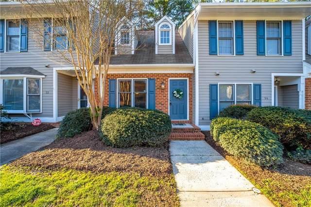 53 Forest Oaks Drive, Durham, NC 27705 (MLS #116894) :: Nanette & Co.