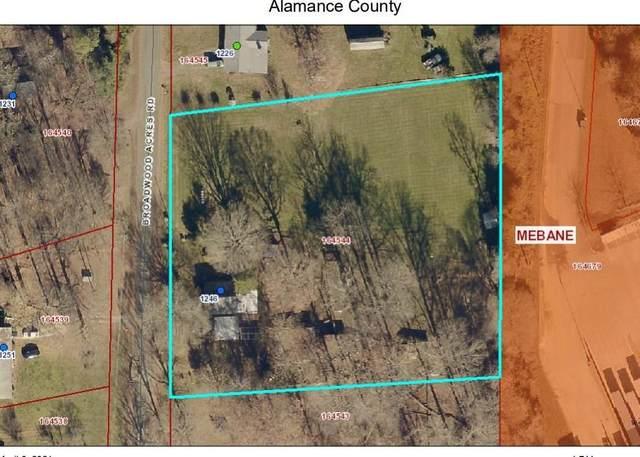 1246 Broadwood Acres Road, Mebane, NC 27302 (MLS #116907) :: Nanette & Co.