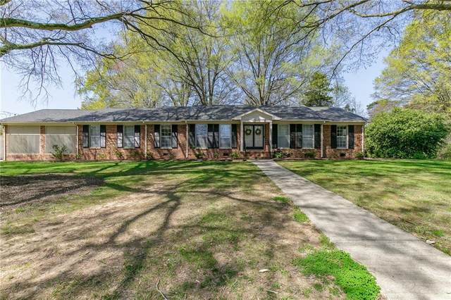 1304 Briarcliff Road, Burlington, NC 27215 (MLS #116920) :: Nanette & Co.