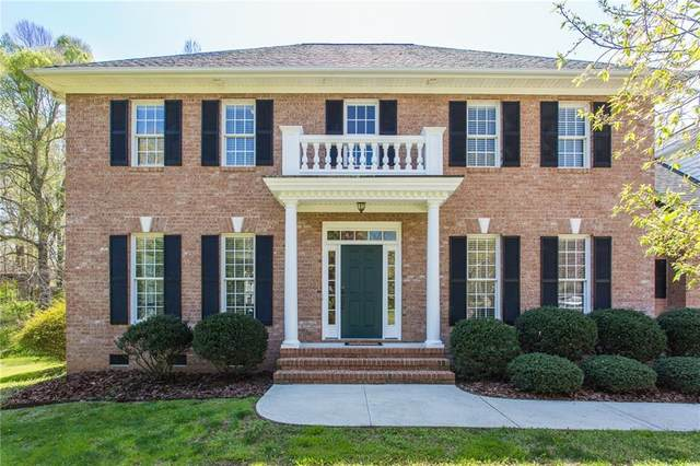 219 Emerson Drive, Mebane, NC 27302 (MLS #116922) :: Nanette & Co.