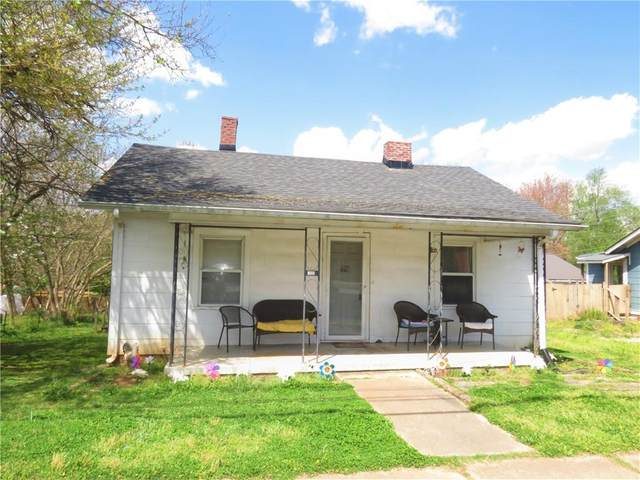 233 Lewis Street, Gibsonville, NC 27249 (MLS #116925) :: Nanette & Co.