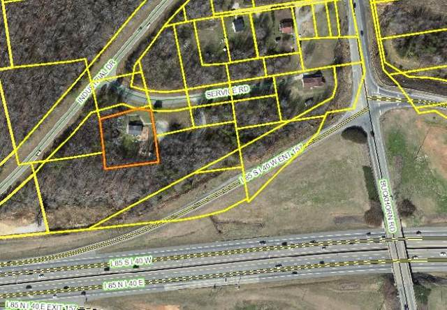 6319 Industrial Drive, Mebane, NC 27302 (MLS #116928) :: Witherspoon Realty