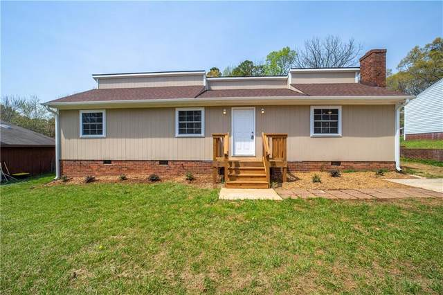 318 Dare Street, Burlington, NC 27217 (MLS #116940) :: Nanette & Co.
