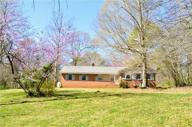 1705 Mebane Oaks Road, Mebane, NC 27302 (MLS #116944) :: Nanette & Co.