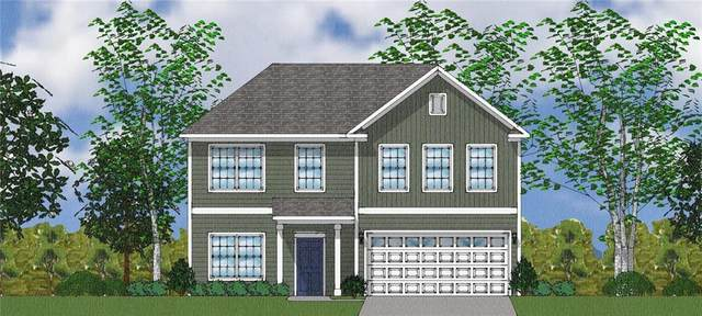 262 Obsidium Court, Gibsonville, NC 27249 (MLS #116951) :: Nanette & Co.