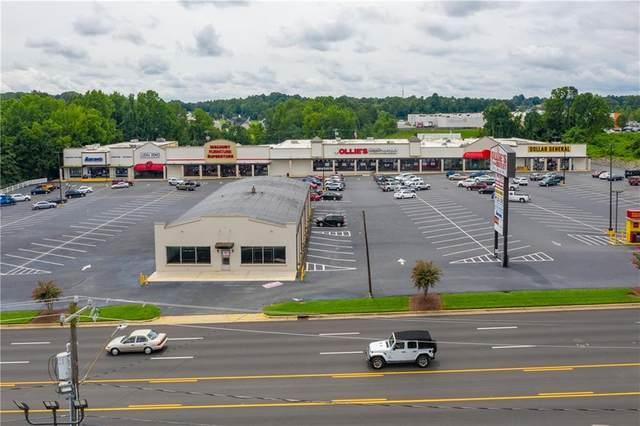 2135 N Church Street, Burlington, NC 27217 (#116958) :: The Jim Allen Group