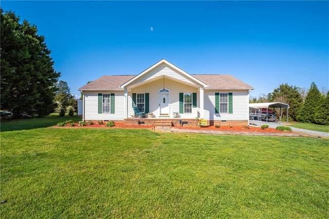 1721 Daniels Farm Road, Mebane, NC 27302 (MLS #116989) :: Nanette & Co.