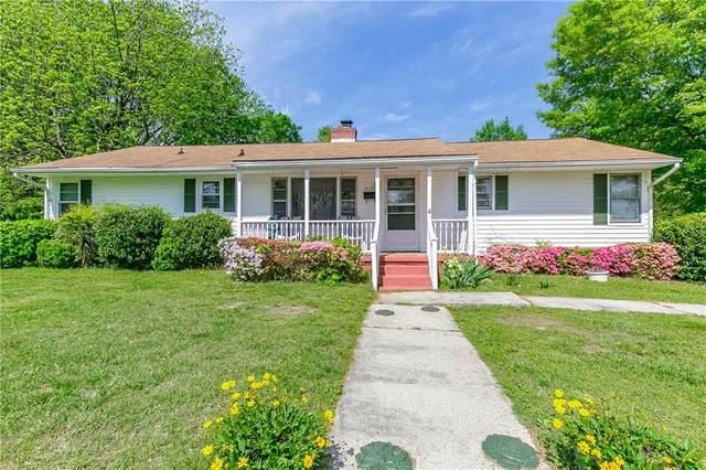 412 Tate Street, Burlington, NC 27217 (MLS #117009) :: Nanette & Co.