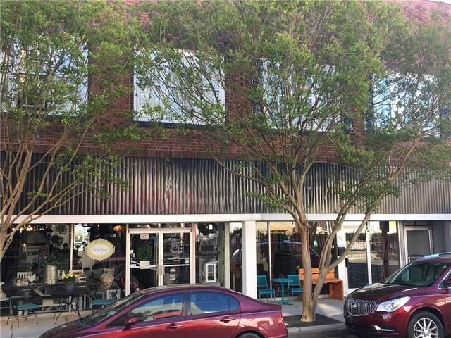 108-110 N Fourth Street, Mebane, NC 27302 (MLS #117045) :: Nanette & Co.
