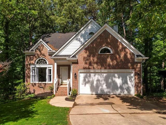 4010 Kettering Drive, Durham, NC 27713 (MLS #117137) :: Nanette & Co.