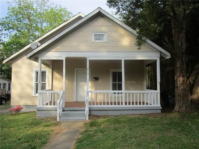 610 Avon Avenue, Burlington, NC 27215 (MLS #118185) :: Witherspoon Realty