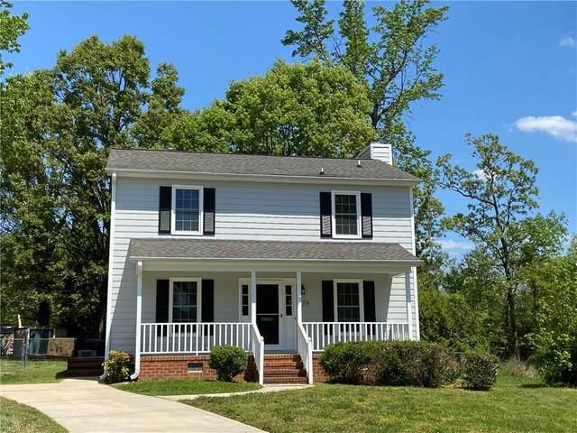 738 Huntington Court, Burlington, NC 27215 (MLS #118204) :: Nanette & Co.