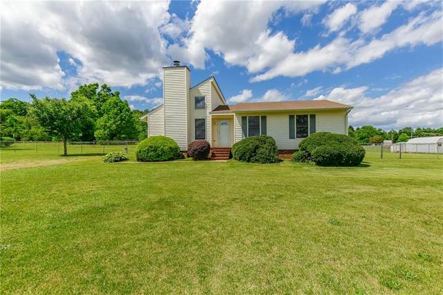 5605 Hicone Road, Gibsonville, NC 27249 (MLS #118211) :: Nanette & Co.