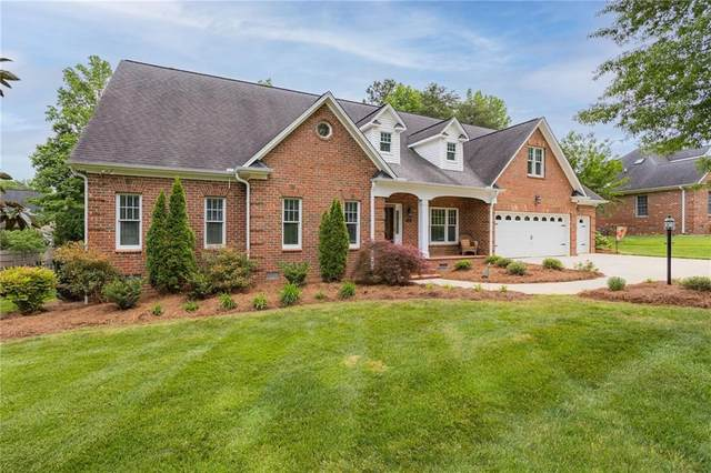 240 Coachlight Trail, Burlington, NC 27215 (MLS #118218) :: Witherspoon Realty