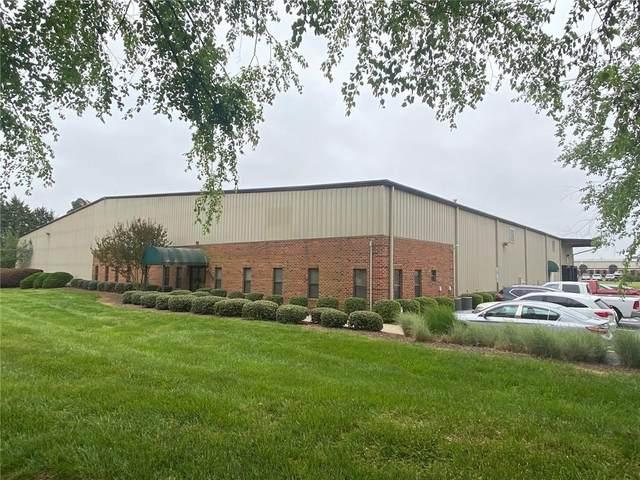 2220 Anthony Road, Burlington, NC 27215 (#118234) :: The Jim Allen Group