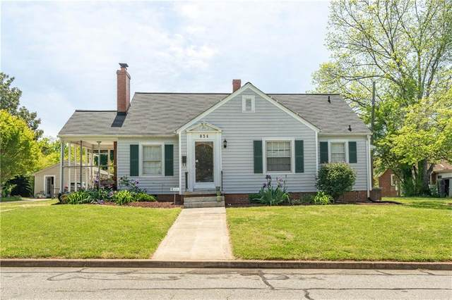 834 High Street, Burlington, NC 27215 (MLS #118259) :: Nanette & Co.