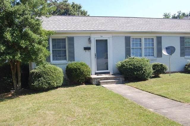1300 Warwick Drive, Burlington, NC 27215 (MLS #118288) :: Nanette & Co.