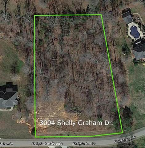 3004 Shelly Graham Drive, Graham, NC 27253 (MLS #118356) :: Witherspoon Realty