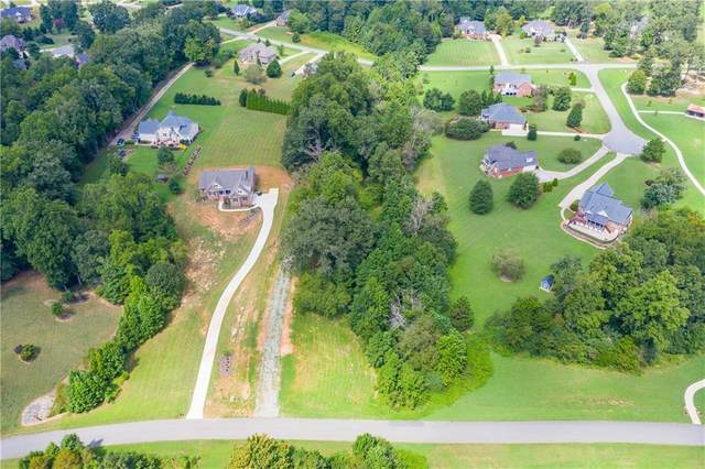 Lot 124 Mattie Florence Drive, Graham, NC 27253 (MLS #118365) :: Witherspoon Realty