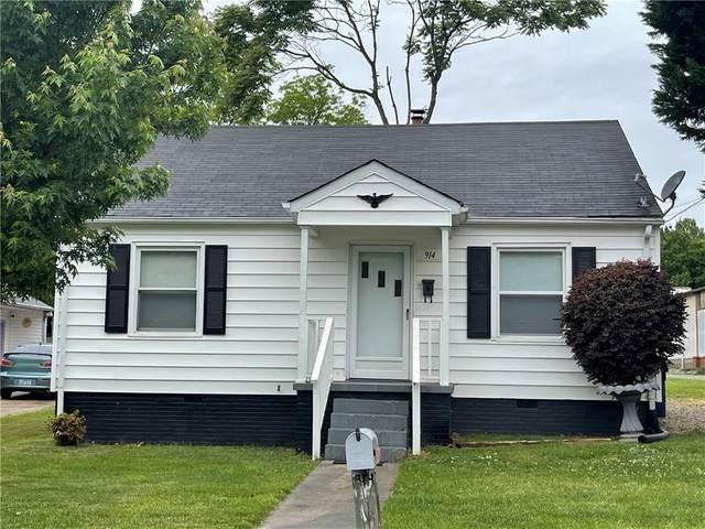 914 Oakley Street, Graham, NC 27253 (#118401) :: The Jim Allen Group