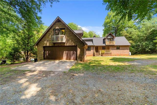 6784 Mcpherson Clay Road, Liberty, NC 27298 (MLS #118425) :: Witherspoon Realty