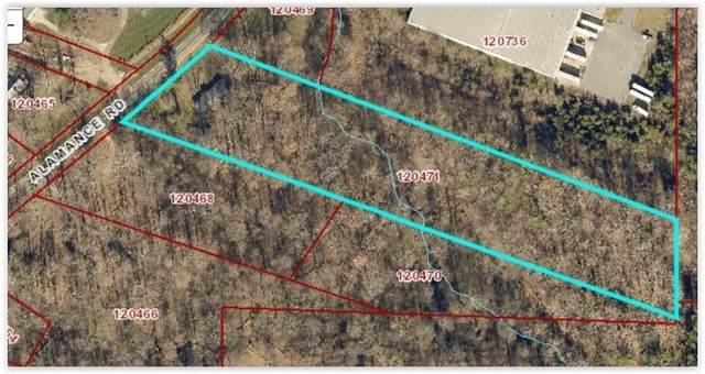 2936 Alamance Road, Burlington, NC 27215 (#118559) :: The Jim Allen Group
