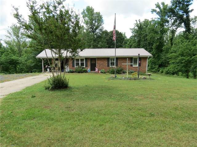 282 Elon Drive, Reidsville, NC 27320 (MLS #118624) :: Witherspoon Realty