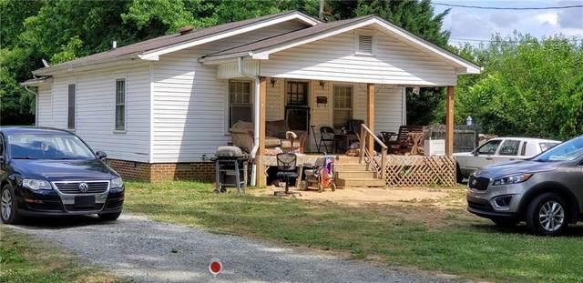 307 Caswell Street, Burlington, NC 27217 (#118670) :: The Jim Allen Group