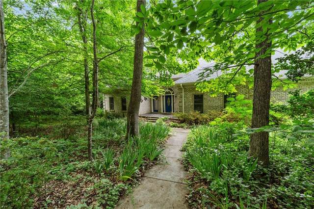 7117 Laurel Point Drive, Gibsonville, NC 27249 (#118676) :: The Jim Allen Group