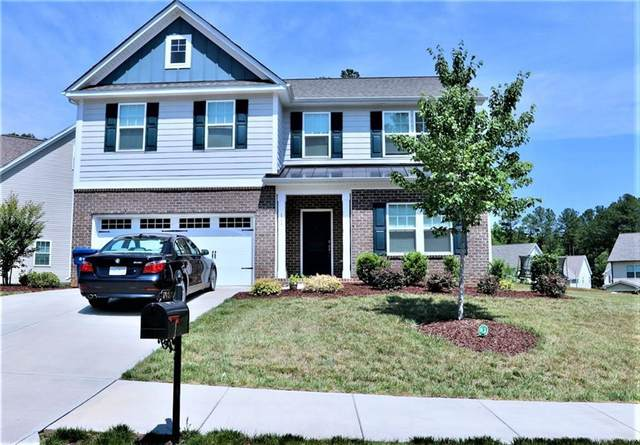 105 Bell Tower Court, Elon, NC 27244 (MLS #118699) :: Witherspoon Realty