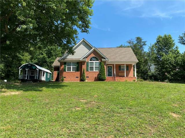 7483 S Nc 49 Hwy, Snow Camp, NC 27349 (#118705) :: The Jim Allen Group