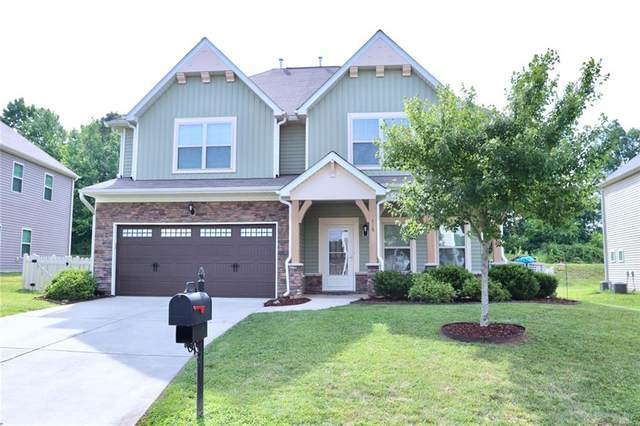 715 Nellie Gray Place, Whitsett, NC 27377 (#118725) :: The Jim Allen Group