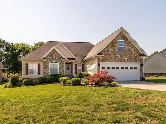 3326 Brookstone Drive, Burlington, NC 27215 (MLS #118726) :: Witherspoon Realty